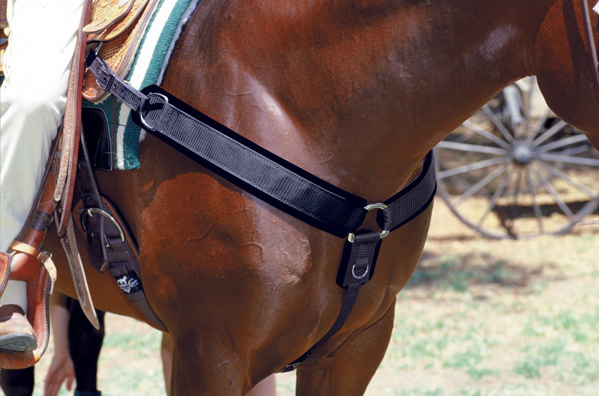 Professional's Choice Neoprene Breast Collar - Professional's Choice - Breeches.com