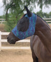 Professional's Choice Pony Comfort Fit Lycra Fly Mask_2