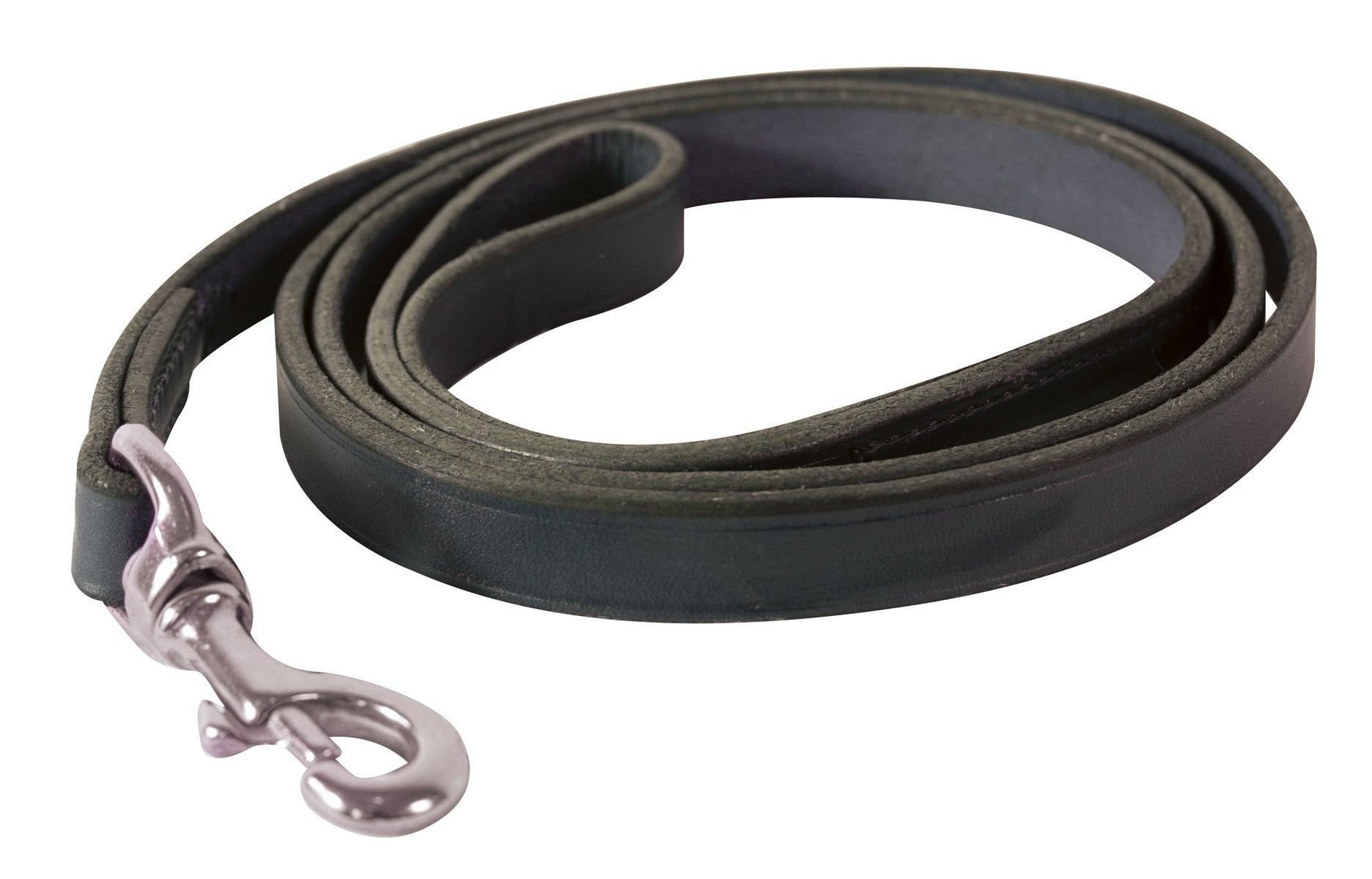 "Perri's Leather 3/4"" Leather Dog Leash_1"