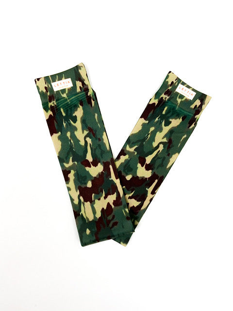 Lettia Camo Boot Sock - 3 Pack - Breeches.com