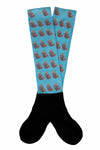 Lettia Adult Sloth Padded Boot Sock - 3 Pack - Lettia - Breeches.com
