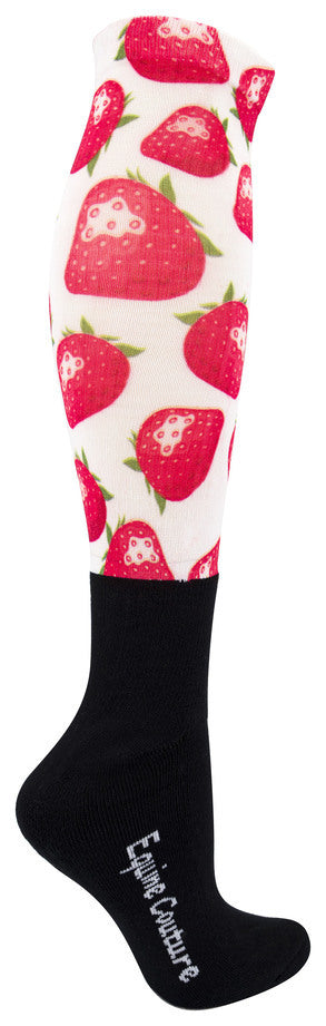 Equine Couture OTC Boot Socks_74