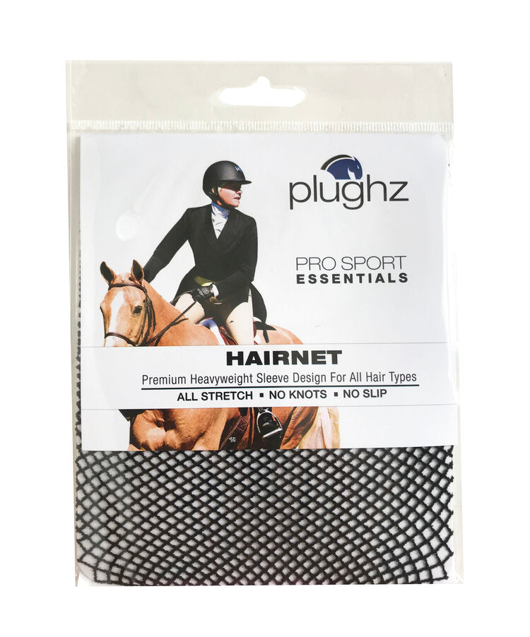 Plughz Prosport Essentials Hair Net_1
