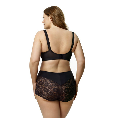stretch lace cheeky panty