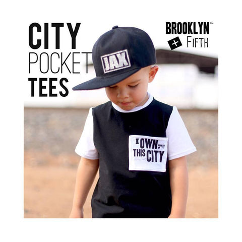 """I Own This City"" Pocket Tees"