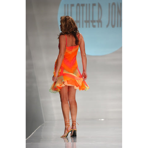 Heather Jones Sunset Mini dress