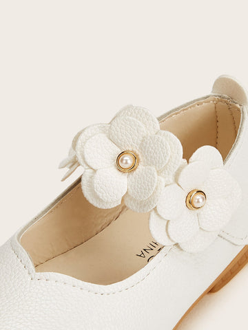 Baby Floral Decor Flats