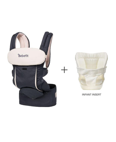 Bebefit Smart Baby Carrier | Navy