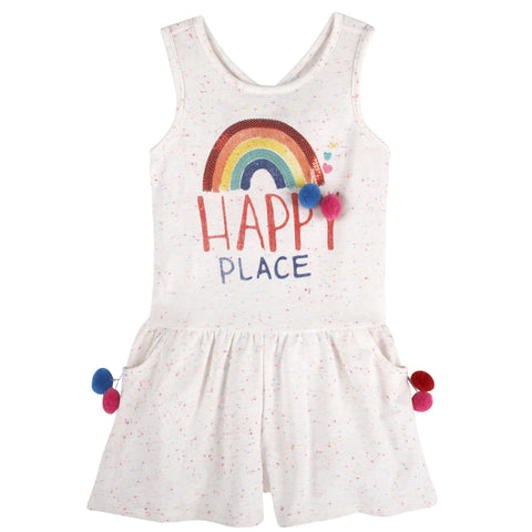 Happy Place Knit Romper