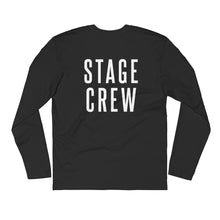 Load image into Gallery viewer, Conscious Good Film Crew Long Sleeve Fitted Crew
