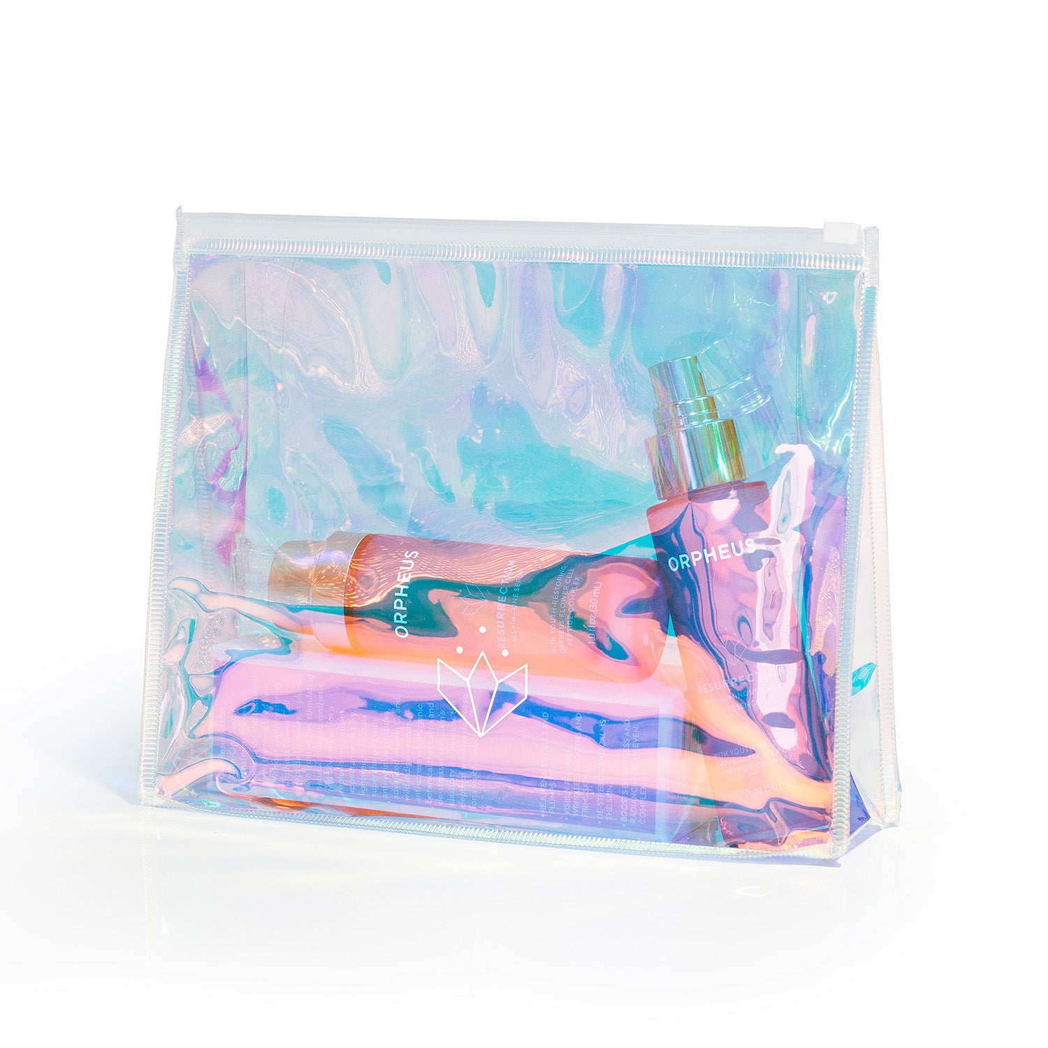 Holographic Bag (free gift)