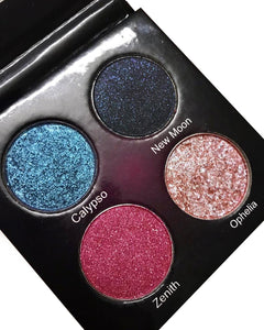 Crecent Moon Eyeshadow Quad