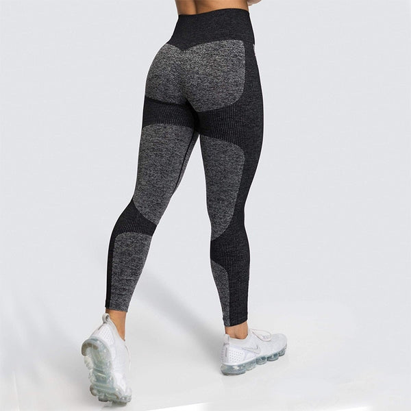 Sexy Women High Waist Workout Gym Leggings