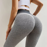 Sexy Women Fitness Push Up Sport Gym Leggings