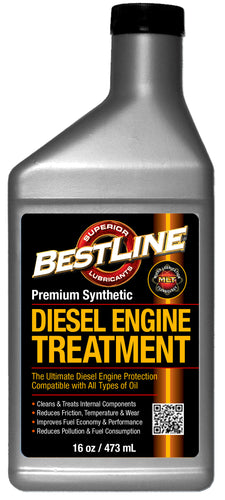 Diesel Engine Treatment by BestLine