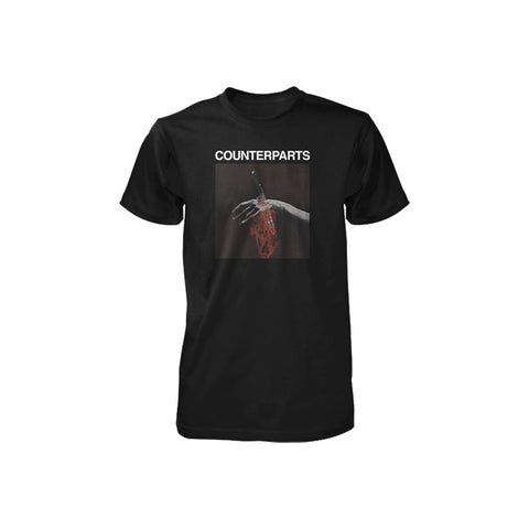 Counterparts 'Nothing Left To Love' Shirt (black)