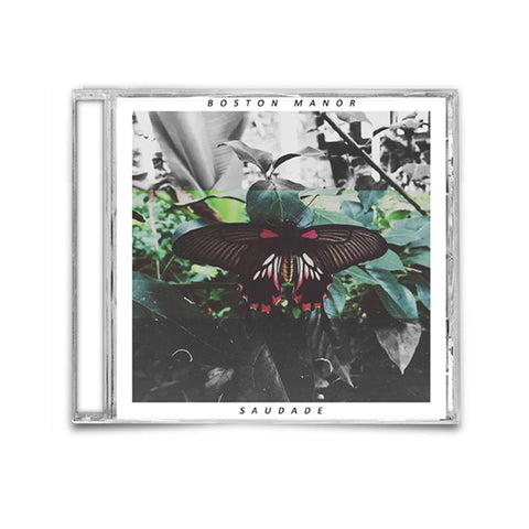 Boston Manor 'Saudade' CD