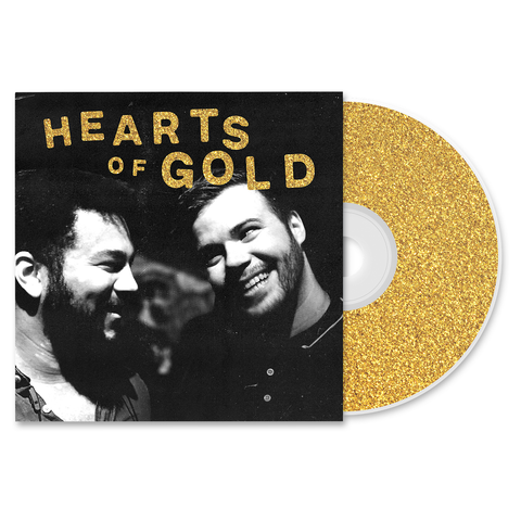 Dollar Signs 'Hearts of Gold' CD