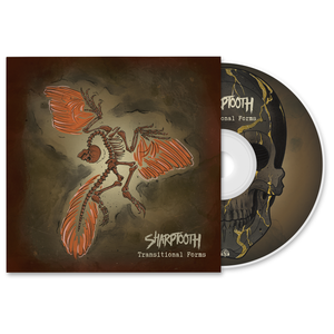Sharptooth 'Transitional Forms' CD