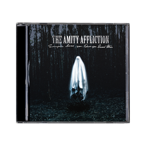 The Amity Affliction 'Everyone Loves You... Once You Leave Them' CD
