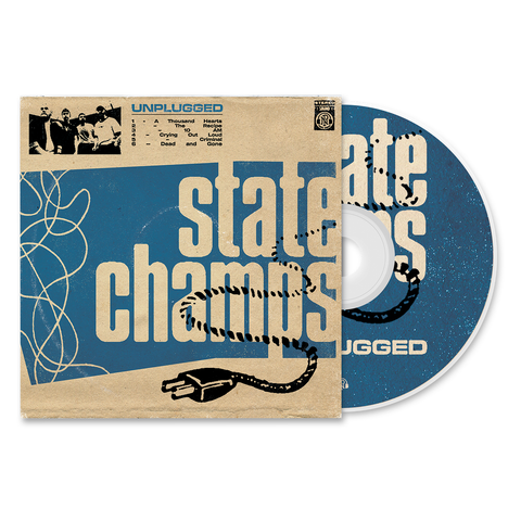 State Champs 'Unplugged' CD