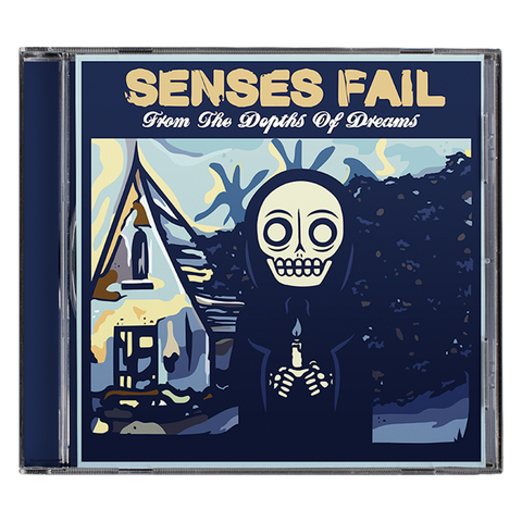 Senses Fail 'From The Depths of Dreams' CD