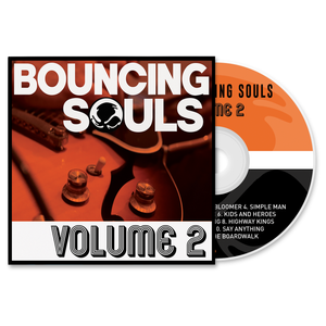 The Bouncing Souls 'Volume 2' CD