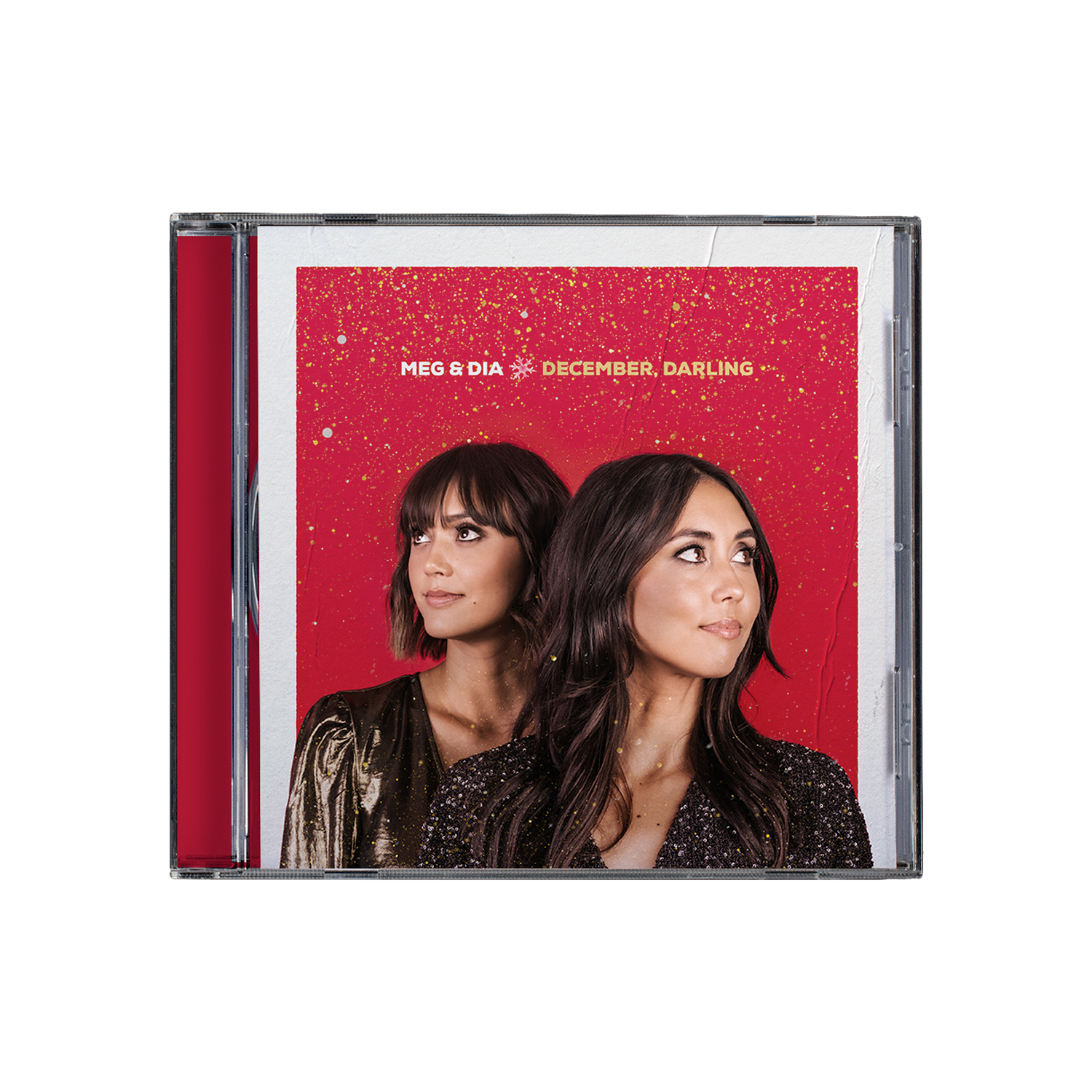 Meg & Dia 'December, Darling' CD