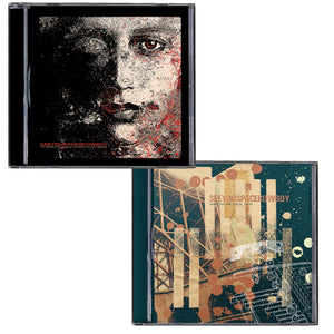 SeeYouSpaceCowboy 'The Correlation Between Entrance and Exit Wounds' CD Collection