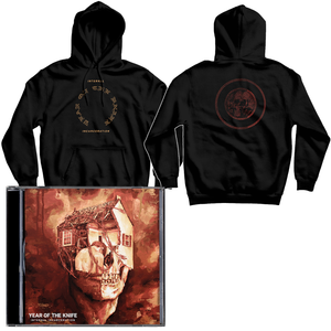 Year of the Knife 'Internal Incarceration' CD + Hoodie Bundle
