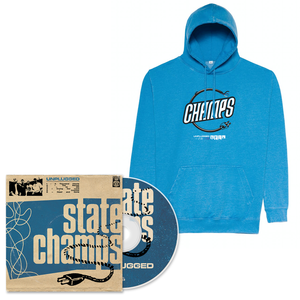 State Champs 'Unplugged' CD + Hoodie
