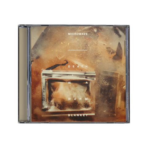 Microwave 'Death Is A Warm Blanket' CD