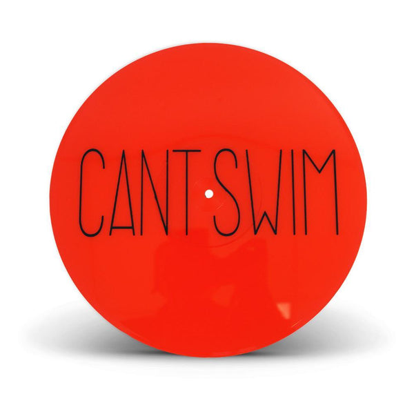 Can't Swim 'Death Deserves A Name' LP (Orange Crush)