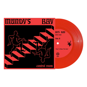 Mundy's Bay 'Control Room' 7 Various - Blood Red