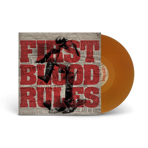 First Blood 'Rules' LP
