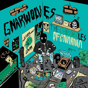 Gnarwolves 'Chronicles Of Gnarnia' CD