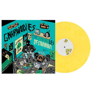 Gnarwolves 'Chronicles Of Gnarnia' LP (Clear Yellow)
