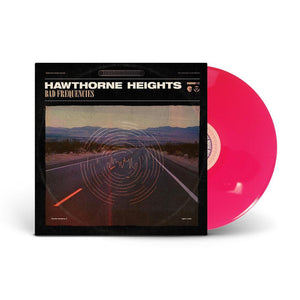 Hawthorne Heights 'Bad Frequencies' LP (Hot Pink)