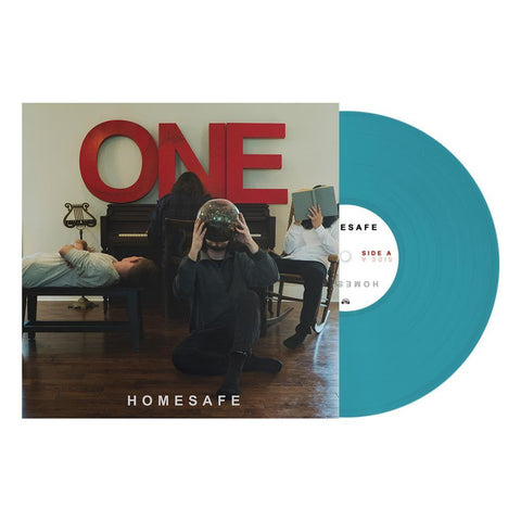 Homesafe 'One' LP (Sea Blue)