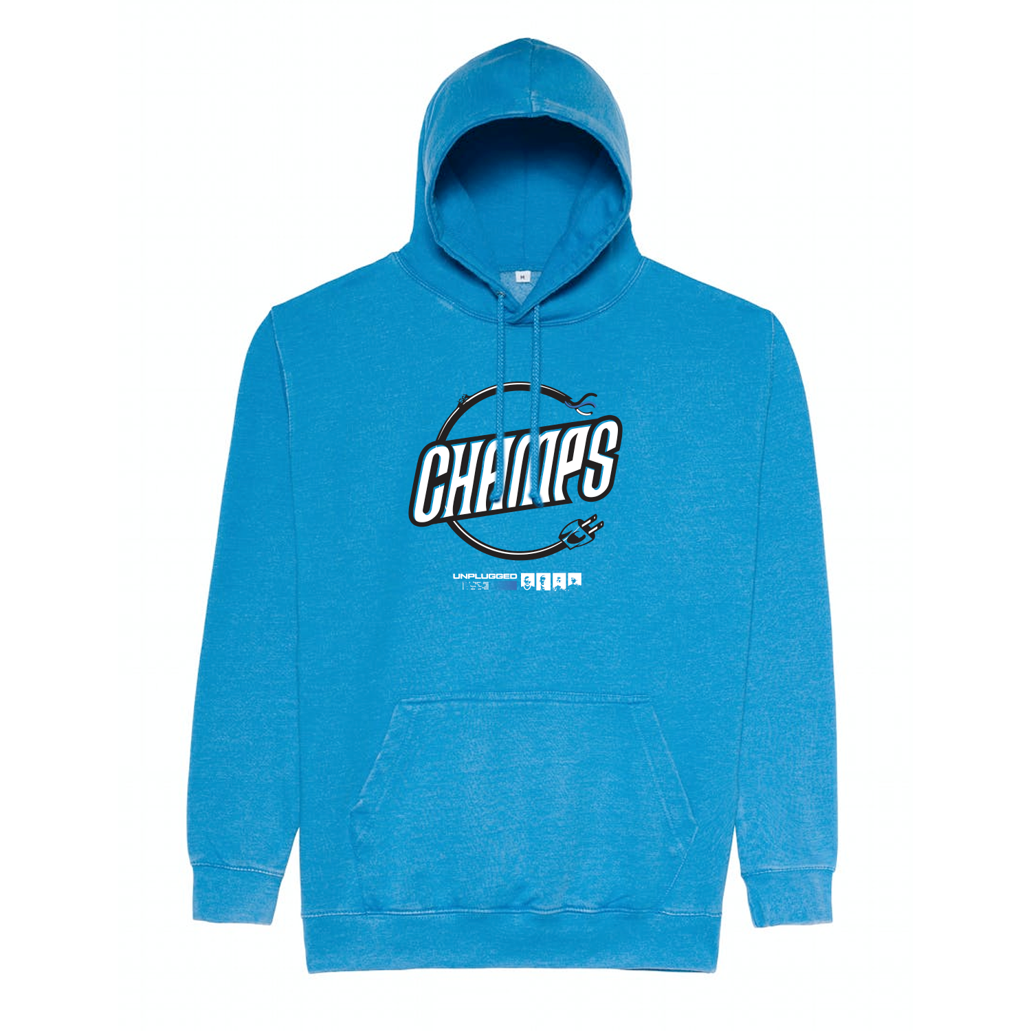 State Champs 'Unplugged' Royal Blue Hoodie