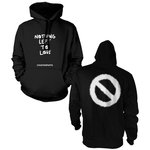 Counterparts 'Nothing Left To Love' Hoodie