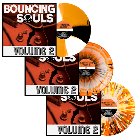 The Bouncing Souls 'Volume 2' LP Collection Bundle
