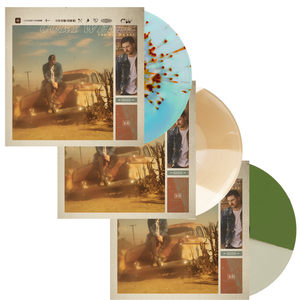 Cory Wells 'The Way We Are' LP Collection Bundle