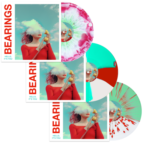 Bearings 'Hello, It's You' LP Collection Bundle