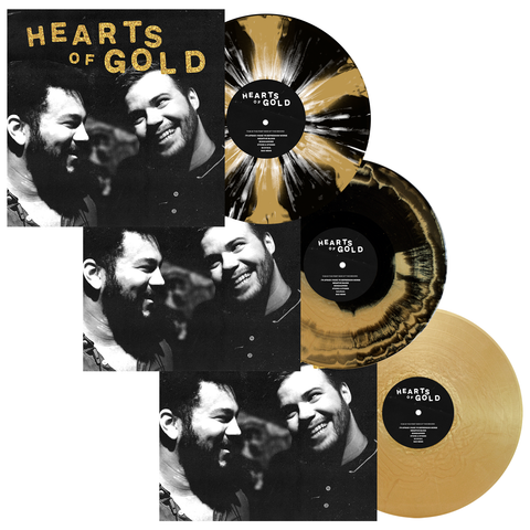 Dollar Signs 'Hearts of Gold' LP Collection Bundle