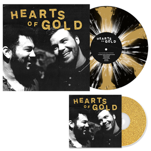 Dollar Signs 'Hearts of Gold' CD + PN1 Exclusive LP Bundle