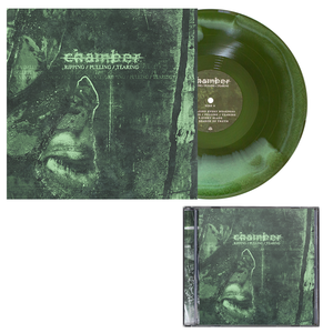 Chamber 'Ripping / Pulling / Tearing' CD + PN Exclusive LP Bundle