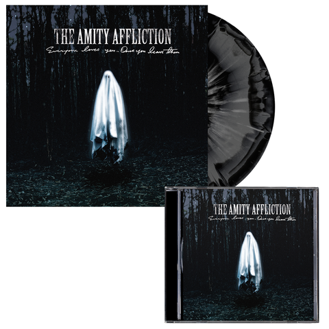 The Amity Affliction 'Everyone Loves You... Once You Leave Them' CD + PN1 EX Bundle