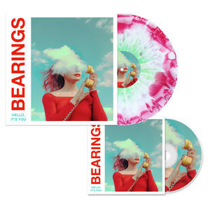 Bearings 'Hello, It's You' CD + PN1 Exclusive LP Bundle