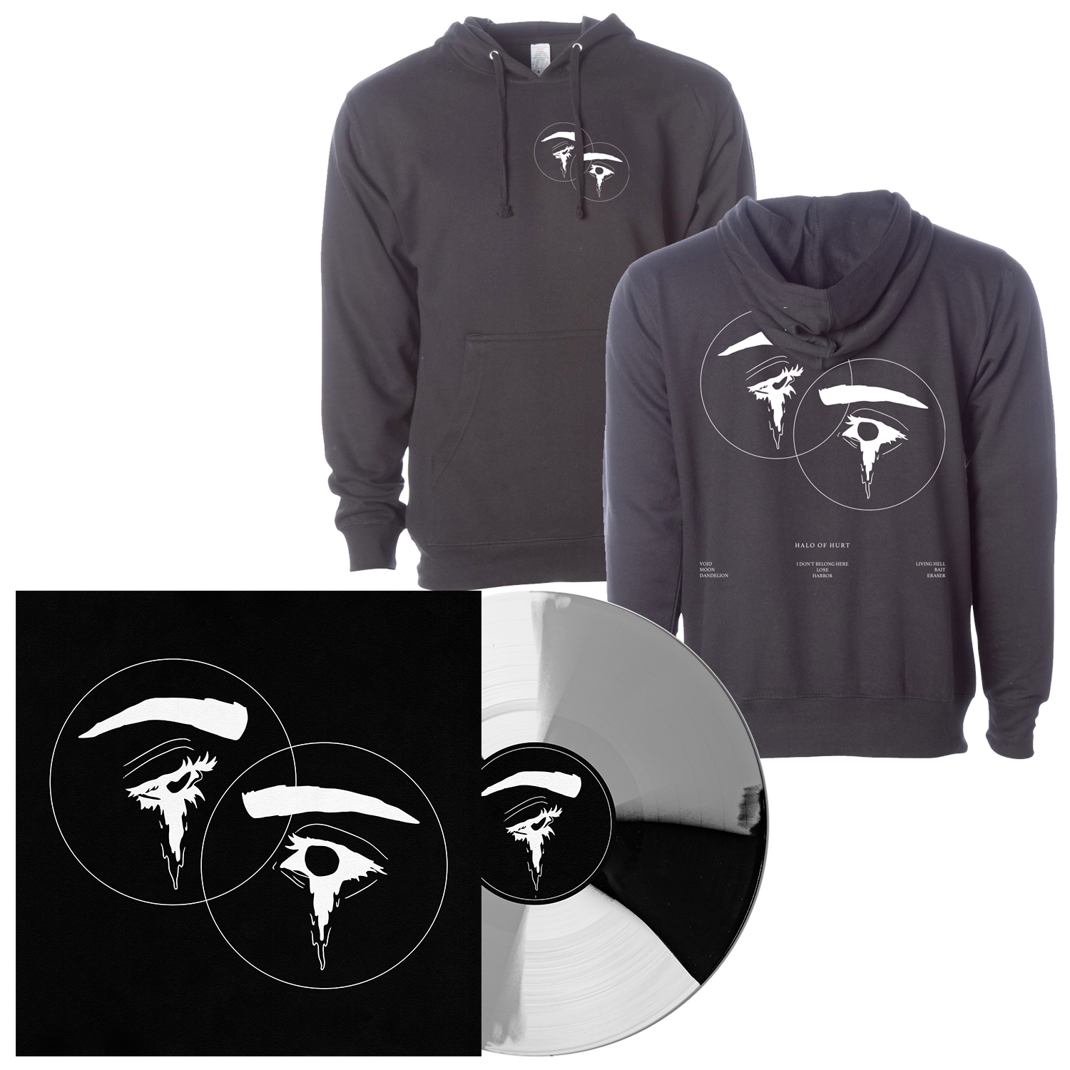 Seahaven 'Halo of Hurt' PN1 + Hoody Bundle